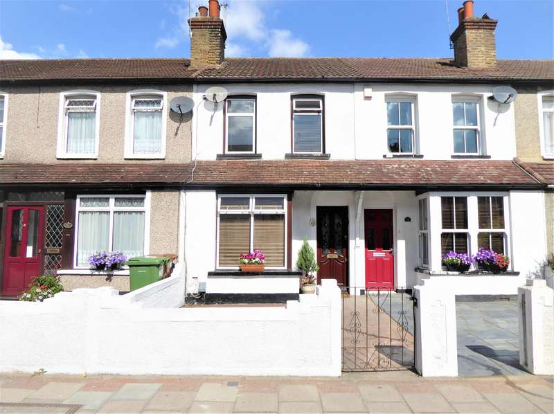 3 Bedrooms Terraced House for sale in Mayplace Road West, Bexleyheath, Kent , DA7 4JJ