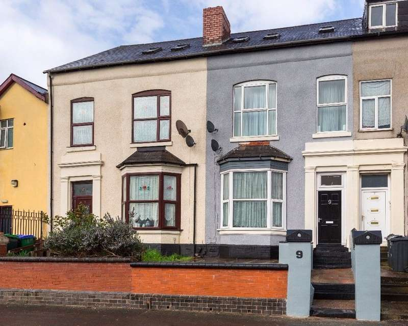 5 Bedrooms Terraced House for sale in Highstreet, West Bromwich