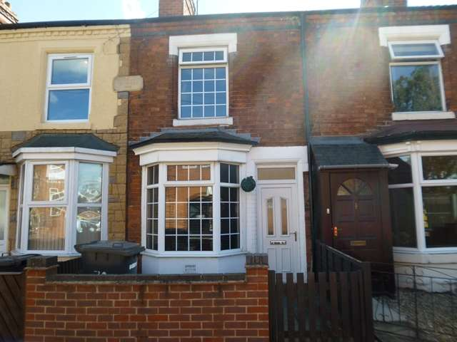 2 Bedrooms Terraced House for sale in Milligan Road, Leicester