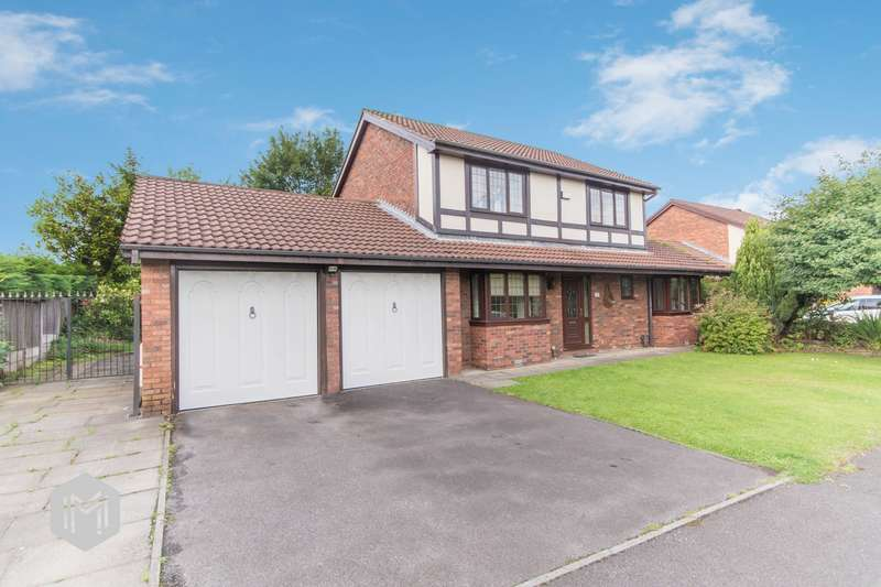 4 Bedrooms Detached House for sale in Firs Road, Bolton, BL5