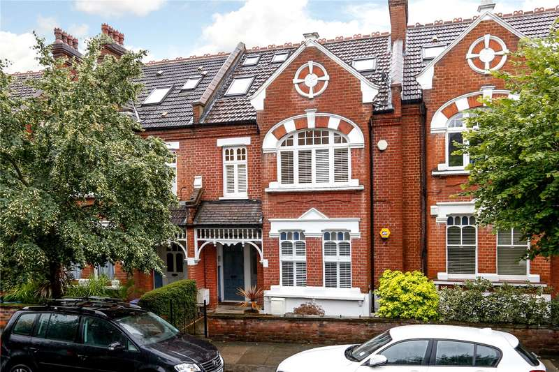 4 Bedrooms Flat for sale in Merton Hall Road, London, SW19