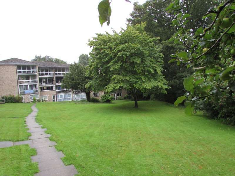 Studio Flat for sale in Northlands Drive, Winchester, Hampshire, SO23