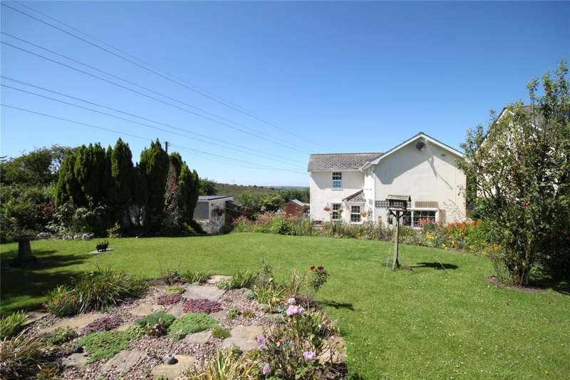 4 Bedrooms Detached House for sale in Rame Common Cross, Rame