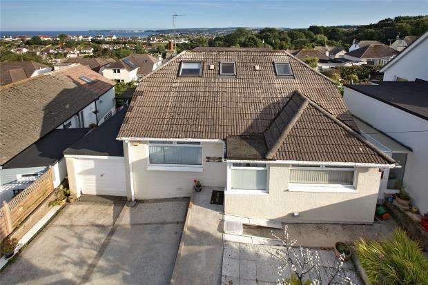 4 Bedrooms Detached Bungalow for sale in Hutton Road, Preston, Paignton, Devon
