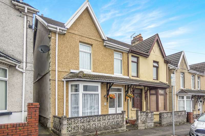 3 Bedrooms Semi Detached House for sale in North Road, Loughor, Swansea