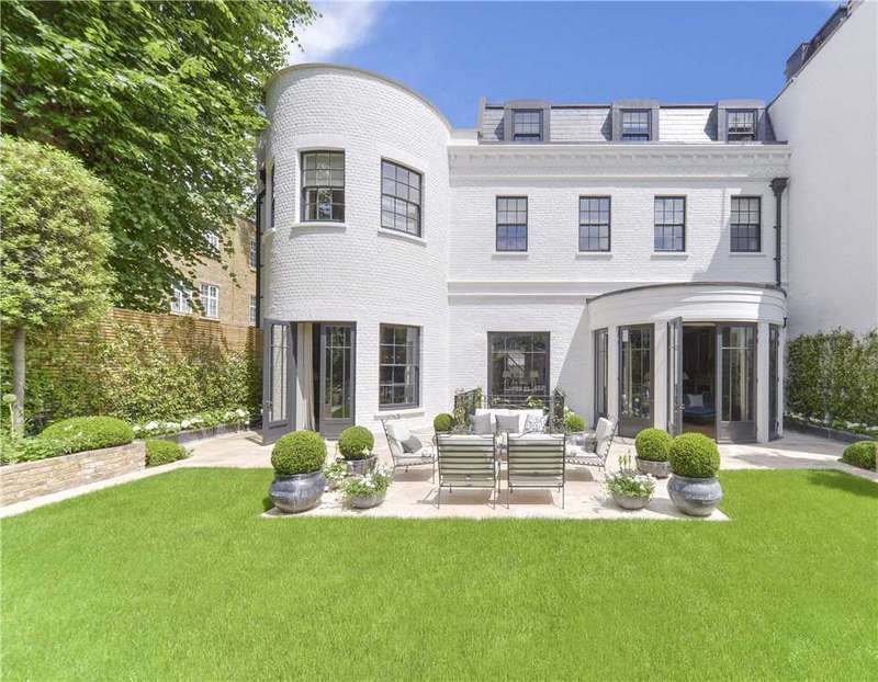 5 Bedrooms Detached House for sale in Cresswell Place, Chelsea, London
