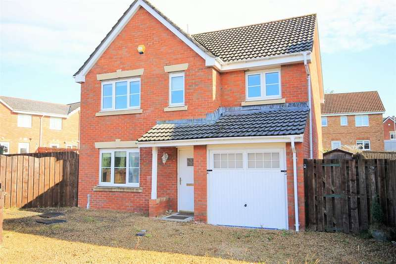 4 Bedrooms Detached House for sale in Elder Way, Motherwell