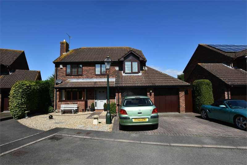 4 Bedrooms Detached House for sale in 4 Fern Grove, Nailsea, Bristol, North Somerset