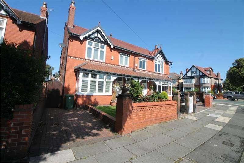 4 Bedrooms Semi Detached House for sale in Ince Avenue, Crosby, LIVERPOOL, Merseyside