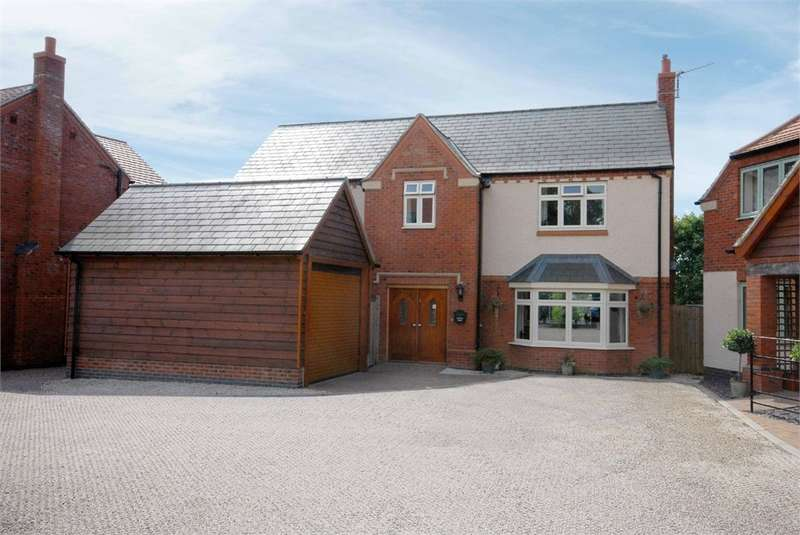 5 Bedrooms Detached House for sale in St Michaels Close, RUGBY, Warwickshire