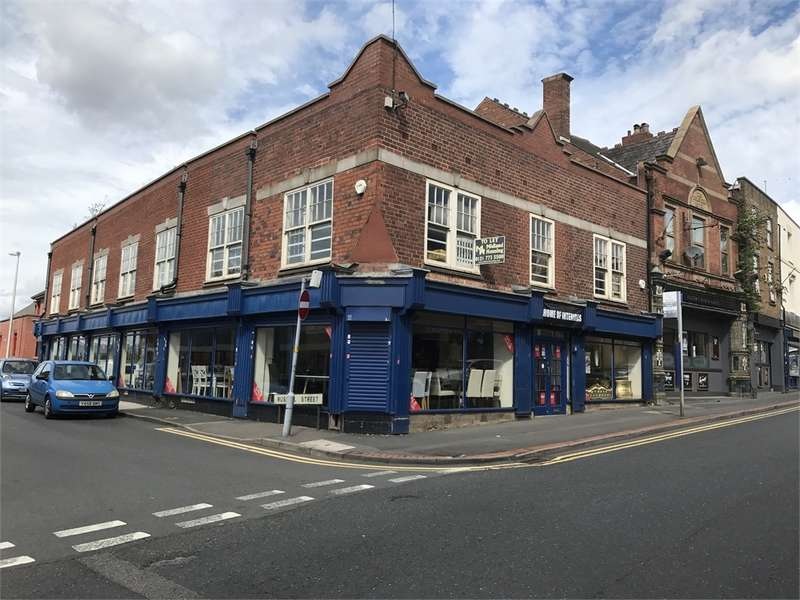 Commercial Property for sale in Lower High Street, Wednesbury, West Midlands