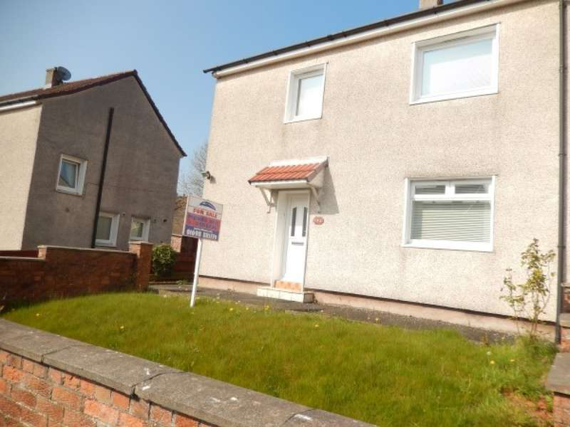 3 Bedrooms End Of Terrace House for sale in 193 Glen Avenue, Larkhall, ML9 1Lb
