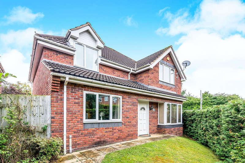4 Bedrooms Detached House for sale in Acorn Mews Acorn Way, Telford, TF5