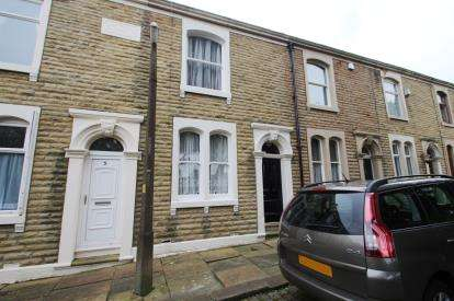2 Bedrooms Terraced House for sale in Cranborne Terrace, Dukes Brow, Blackburn, Lancashire, BB2