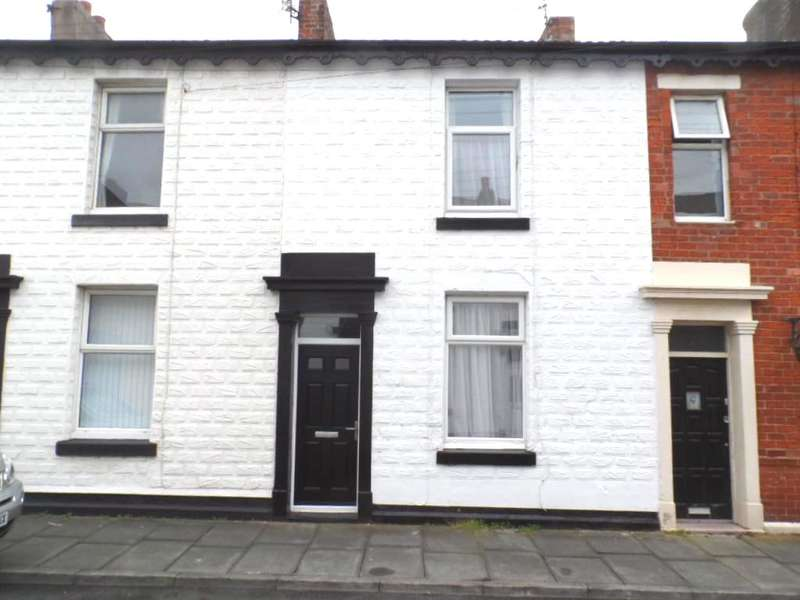 2 Bedrooms Terraced House for sale in Grafton Street, Blackpool, FY1 3RE