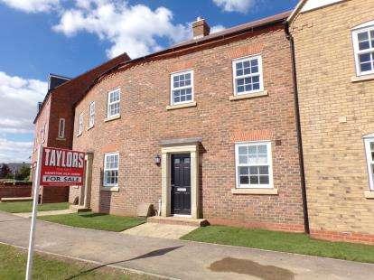 2 Bedrooms Maisonette Flat for sale in Wilkinson Road, Kempston, Bedford