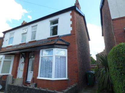 3 Bedrooms Semi Detached House for sale in Glen Avenue, Sale, Greater Manchester