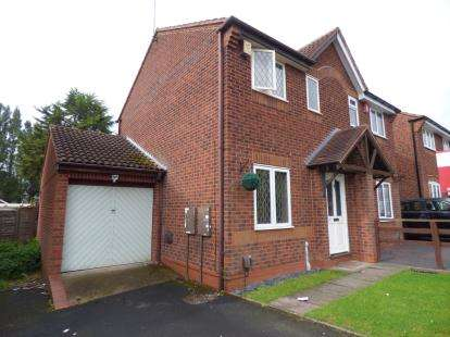2 Bedrooms Semi Detached House for sale in Kennerley Road, Yardley, Birmingham, West Midlands