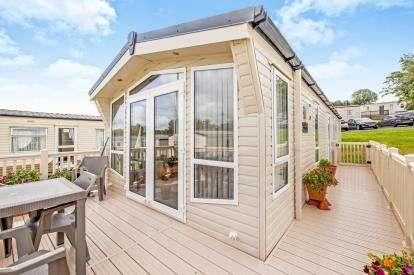 2 Bedrooms Mobile Home for sale in Hoburne Devon Bay, Grange Road, Paignton
