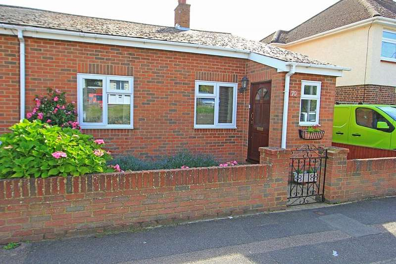 2 Bedrooms Semi Detached Bungalow for sale in Bell Lane, Ditton, Aylesford, London, ME20