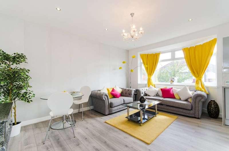 2 Bedrooms Maisonette Flat for sale in Norton Road, Wembley, HA0