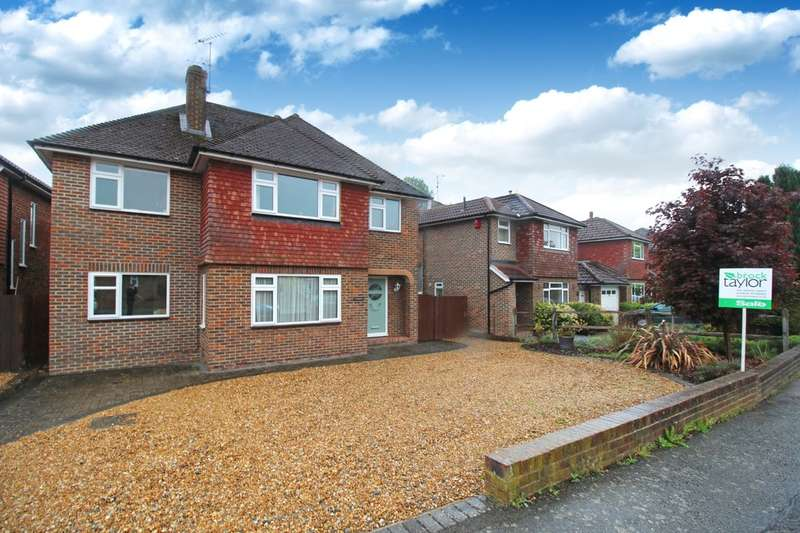 4 Bedrooms Detached House for sale in Queensway, Horsham