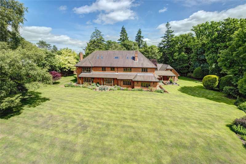 6 Bedrooms Detached House for sale in Grimms Hill, Great Missenden, Buckinghamshire, HP16