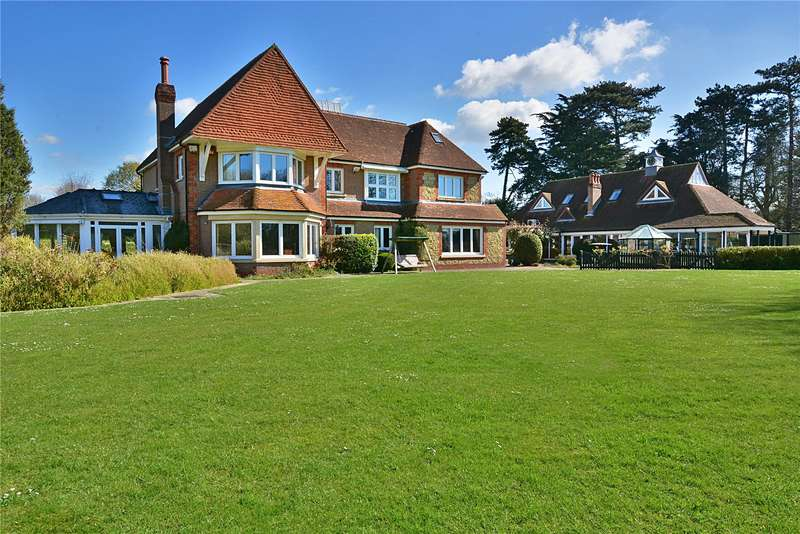 6 Bedrooms Detached House for sale in Southbrook Road, West Ashling, Chichester, West Sussex, PO18