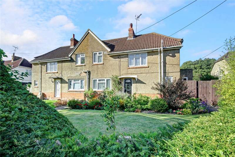 3 Bedrooms Semi Detached House for sale in Everleigh Road, Collingbourne Ducis, Marlborough, Wiltshire, SN8