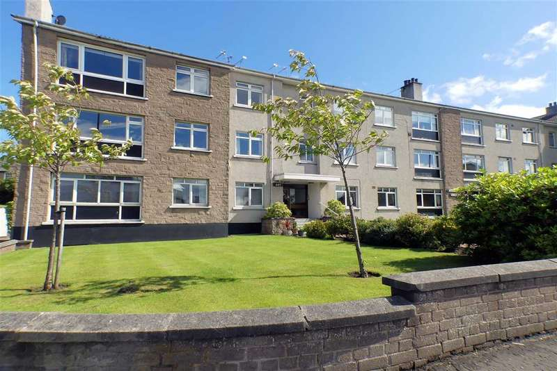 3 Bedrooms Apartment Flat for sale in Fenwick Road, Giffnock, Kennedy Court - Flat 0/2, GLASGOW