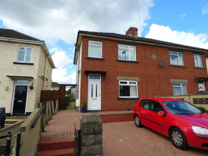 3 Bedrooms Semi Detached House for sale in Bulwark Road, Bulwark, Chepstow