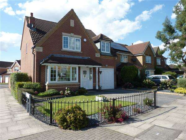 4 Bedrooms Detached House for sale in FENWICK ROAD, SCARTHO, GRIMSBY