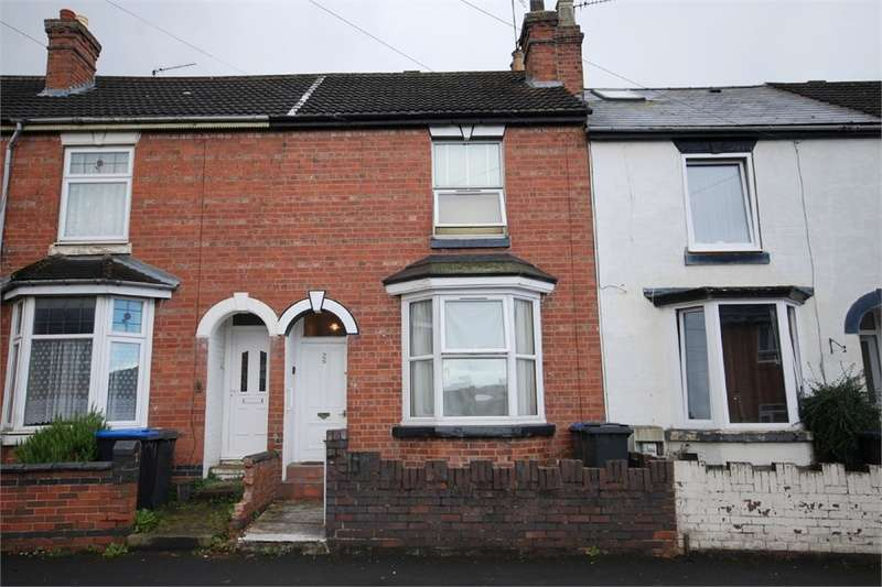 3 Bedrooms Terraced House for sale in Arnold Street, RUGBY, Warwickshire