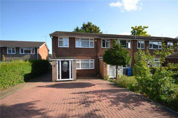 3 Bedrooms End Of Terrace House for sale in Lexington Avenue, Maidenhead, Berkshire