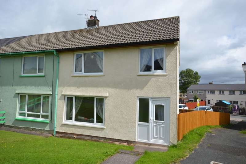 3 Bedrooms Semi Detached House for sale in Milton Road, Egremont, CA22