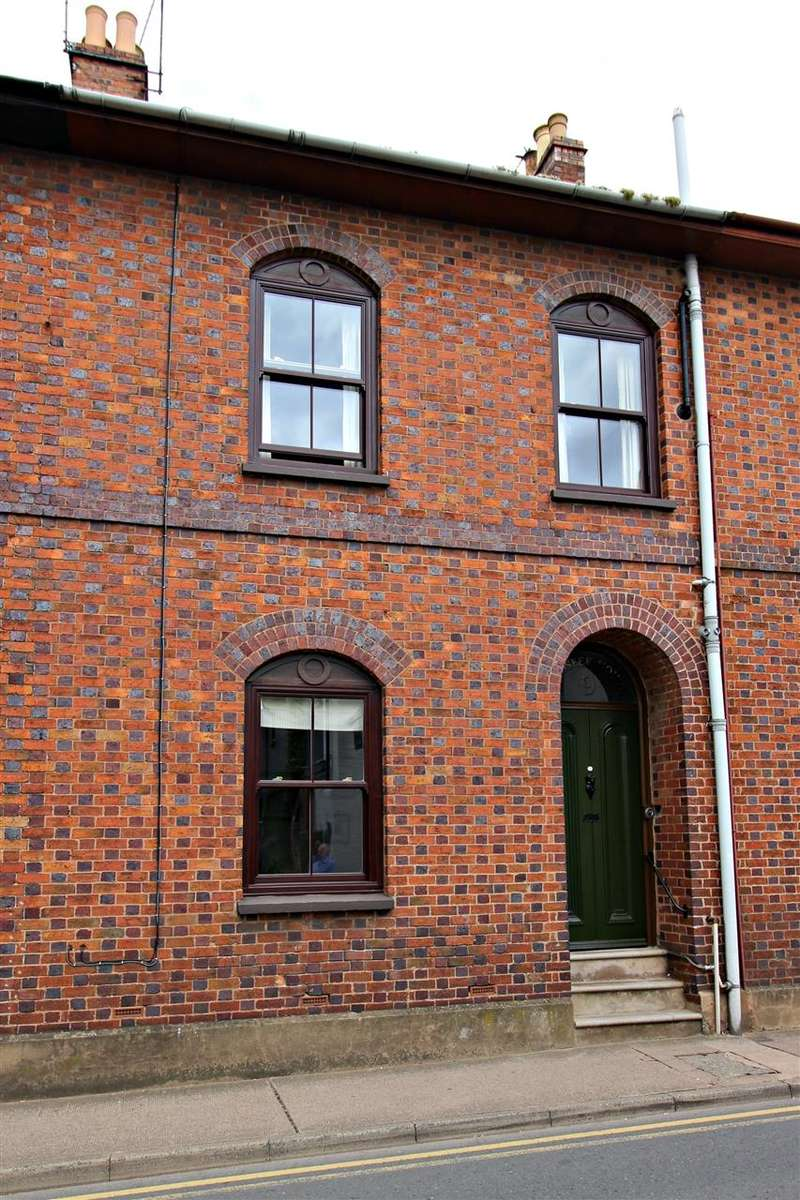 4 Bedrooms Terraced House for sale in Station Street, Ross-On-Wye