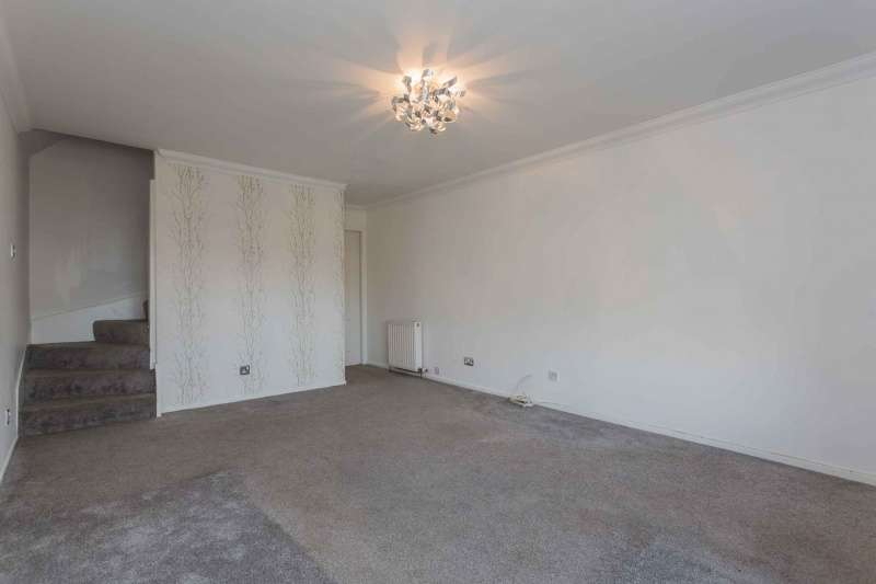 2 Bedrooms Semi Detached House for sale in Rigg Crescent, Cumnock, East Ayrshire, KA18 1DJ
