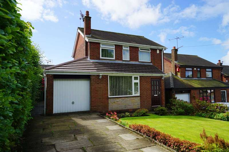 3 Bedrooms Detached House for sale in Medway Drive, Horwich