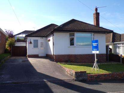 2 Bedrooms Bungalow for sale in Park Crescent, Carmel, Holywell, Flintshire, CH8