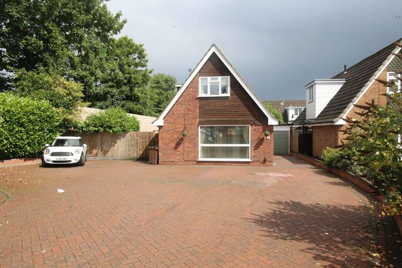 3 Bedrooms Detached House for sale in Stratford Road, Shirley, Solihull