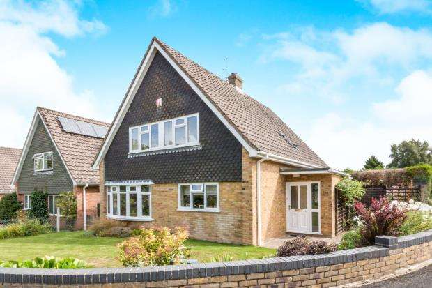 4 Bedrooms Detached House for sale in Sherborne St. John, Basingstoke, Hampshire