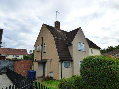 2 Bedrooms Semi Detached House for sale in Mulberry Close, Northolt