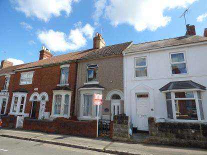 2 Bedrooms Terraced House for sale in Hythe Road, Swindon, Wiltshire