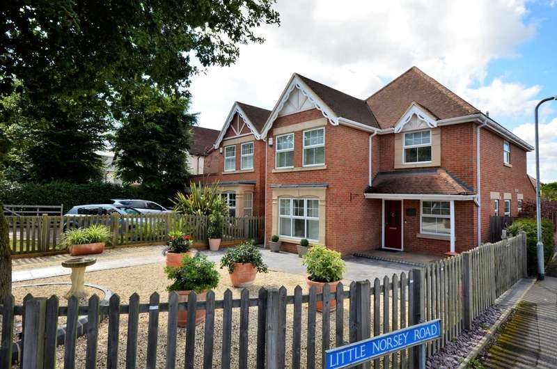 5 Bedrooms Detached House for sale in Norsey Road, Billericay
