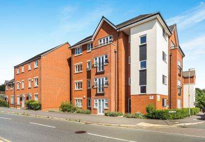 2 Bedrooms Flat for sale in Franchise Street, Kidderminster, Worcestershire