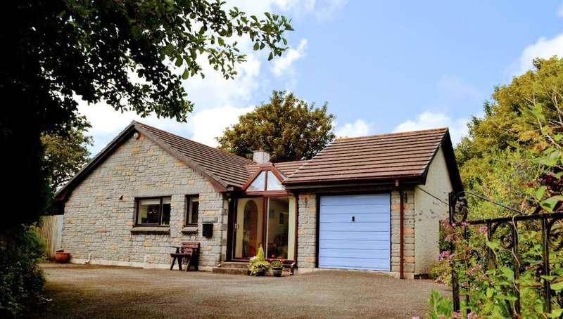 3 Bedrooms Detached Bungalow for sale in The Saltings,, Lelant., Cornwall.
