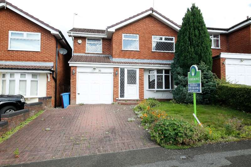 4 Bedrooms Detached House for sale in Pinnington Road Whiston L35