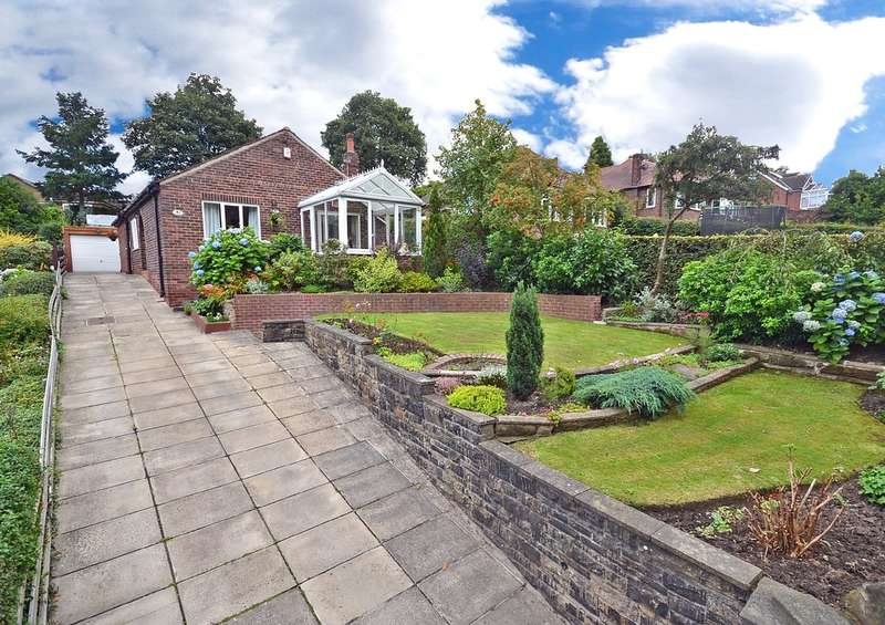 3 Bedrooms Detached Bungalow for sale in Harrison Road, Crofton, Wakefield