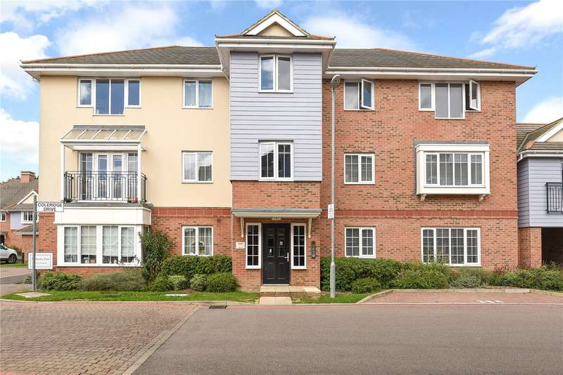 2 Bedrooms Apartment Flat for sale in Coleridge Drive, Ruislip, Middlesex, HA4