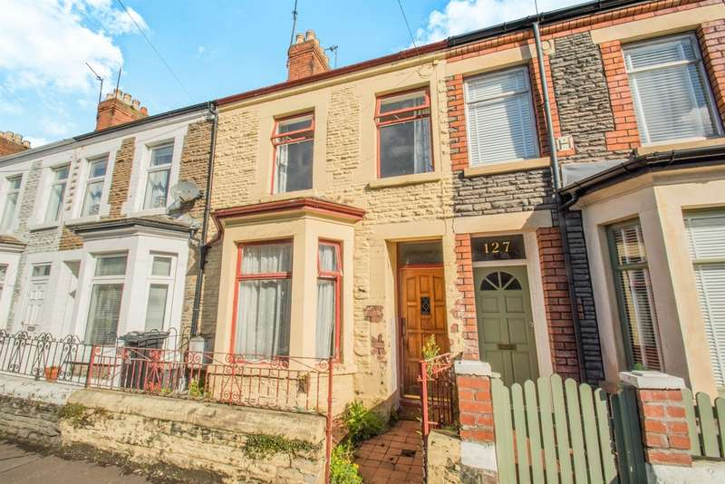 3 Bedrooms Terraced House for sale in Glenroy Street, Cardiff